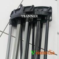 YBanner 60x160cm - standing display - xbanner - ro