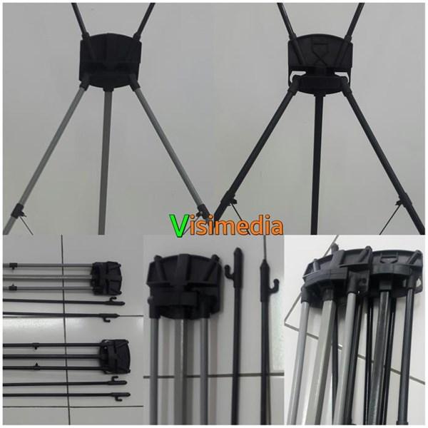 YBanner 60x160cm - standing display - xbanner - rollbanner