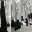 Xbanner Aluminium Silver Adjustable 3