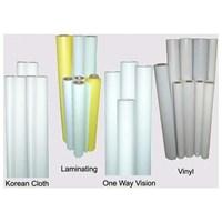 Canvas Polyester Matt 340gr - Canvas Pigmet- waterprof dan Eco Solvent