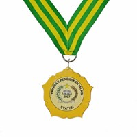 Jual Medali Kuningan