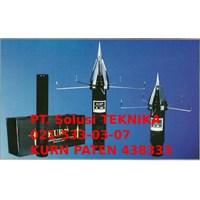 Penangkal Petir Kurn Paten IDM000346887 R.150