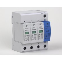 Design and install the Surge Arrester