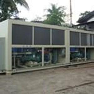Dari Air Chiller Cooled  2