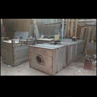 Jual Tangki IBC Stainles Steel 1000 Liter