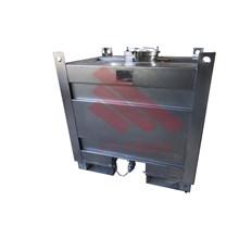 Tangki IBC Stainles Steel 1000 Liter