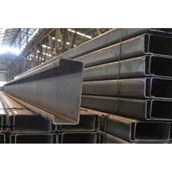 Besi Kanal CNP 75 x 35 x 15 mm Tebal : 1.5 mm