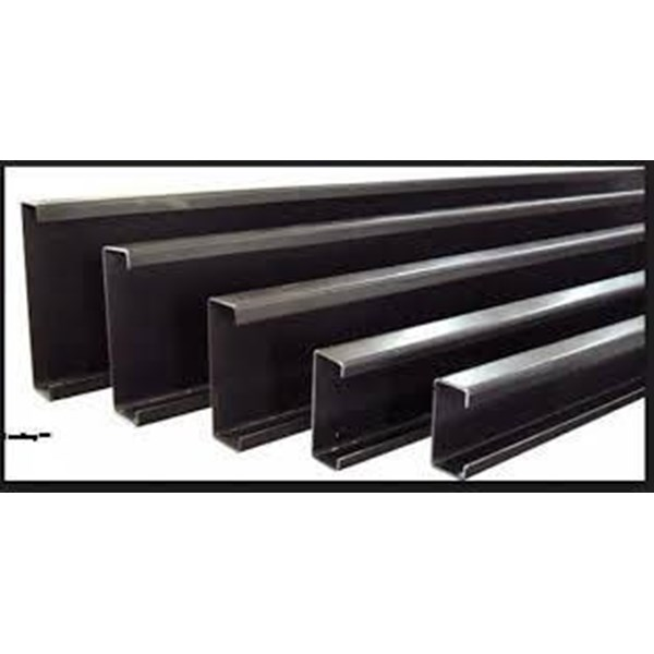 Besi Kanal CNP 75 x 45 x 15 mm Tebal : 1.4 mm