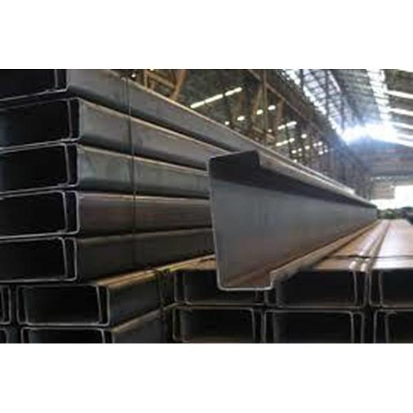 Besi Kanal CNP 75 x 45 x 15 mm Tebal : 1.8 mm