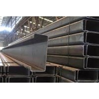 Besi Kanal CNP 100 x 50 x 20 mm Tebal : 1.2 mm