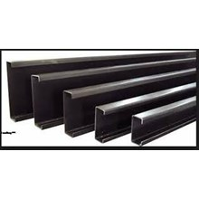 Besi Kanal CNP 125 x 50 x 15 mm Tebal : 1.5 mm