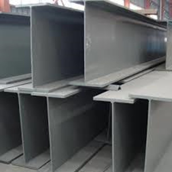 Besi H Beam 125 x 125 x 6.5 x 9 mm x 12 m