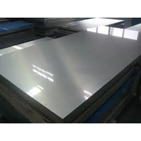 """Plat Stainless T : 0.6 4"""" x 8"""""""