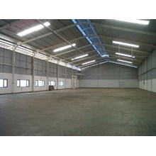 Factory and Warehouse Construction