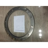 Flange Pipa Stainless