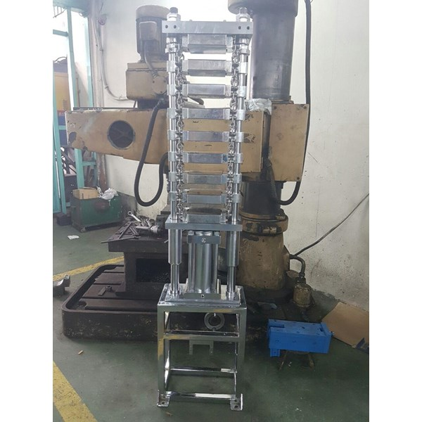 Assembling Press Machine Cold and Hot