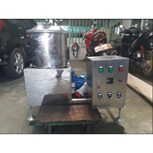 Assembly Tangki Mixer