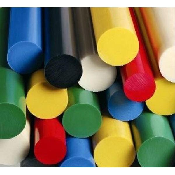 PE Polyethylene PE1000 Rod - UHMW