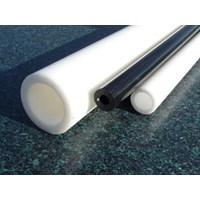 Jual PTFE Round & Hollow Bar