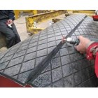 Rubber Lagging pulley 1