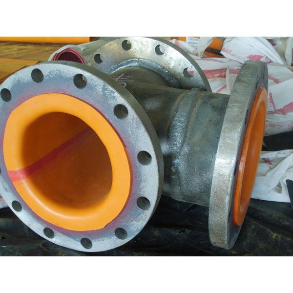 Rubber Linning Fittings