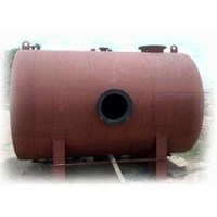 Jual Rubber Lining for Tank (for Chemical)