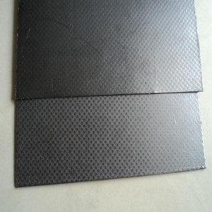 Dari HL-881 Graphite Sheet With Steel Plate - Seals 1
