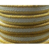 Jual HL-8821 PTFE with Aramid Fiber in Corners Reinforced Braided Packing  2