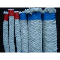 Ceramic Fiber Square Rope rock woll