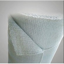 HL-390 Ceramic Fiber Cloth with Stainless Steel Wi