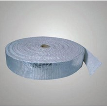 HL-399 Ceramic Fiber Tape Aluminum Coating