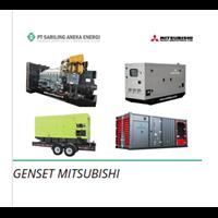 Genset Mitsubishi Sariling