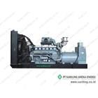 Genset Perkins 1100 Kva Open Type 1