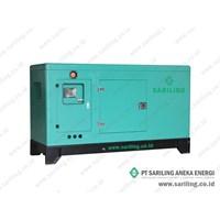 Genset SDEC 166 kVA Open Type