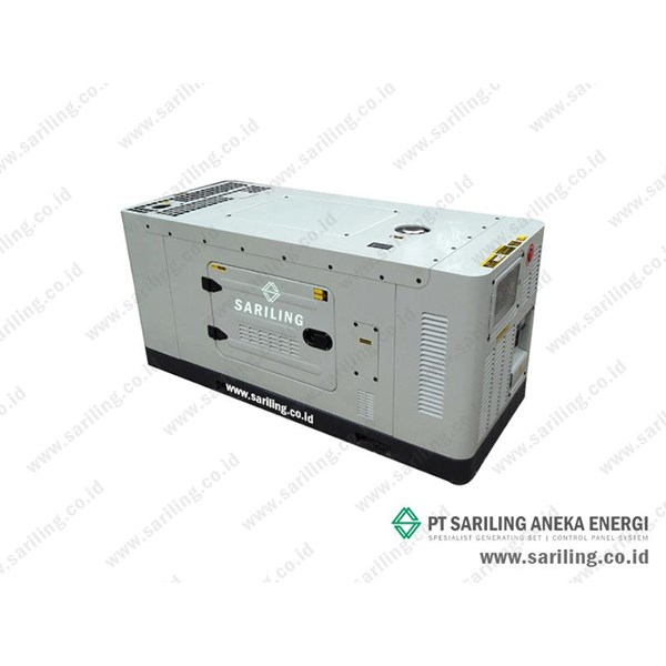 Genset Fawde 22 Kva Silent Type
