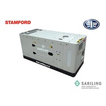 Genset Fawde 33 Kva Silent Type