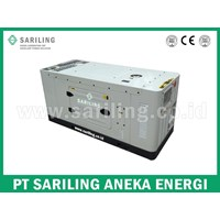 Genset Fawde 55 Kva Silent Type