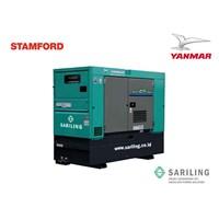Yanmar generator 19 Kva Silent Type
