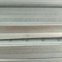 Gypsum Wall Angle Lipat 18X18x0.25Mm