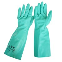Safety Gloves Solvex 37-165 Chemical Agro Chemical Process 1 Psg 1