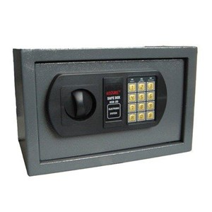 Brankas Kozure Safe Box Ksb-30 - Mid Grey