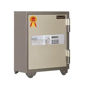 Safe Iron Office Indachi Ds 801 A (Alarm)