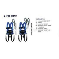 Harness Full Body Harness Single Big Hook Besar Ecofit Gosave  1