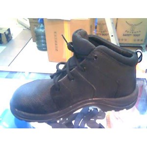 Sepatu Safety Dr Osha Basic Ankle Boot