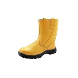 Sepatu Safety  Dr Osha Nevada Boot (Orange) Tipe 2398