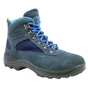 Sepatu Safety Dr Osha President Ankle Boot Black Tipe 3283