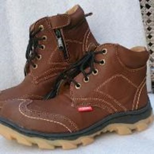 Sepatu Safety Ozero Gs 41 Coklat