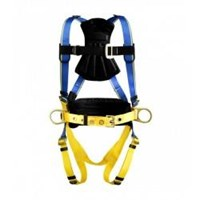 Safety Harness With Belt Krisbow 10016862 1