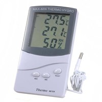 Termometer Thermo Indoor & Outdoor 2 Sensor