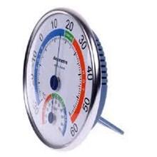 Termometer Analog Thermometer Hygrometer Layar Bes